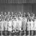 Junior High Honor Society 1966 (we think)