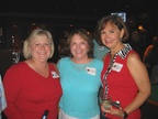 Cindy Dixon Conner, Carolyn Ogletree Fuller, Betty Kay Whitehead Johnson